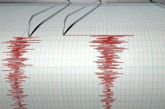 Cutremur de 4,0 in zona seismica Vrancea. In ce judete s-a resimtit