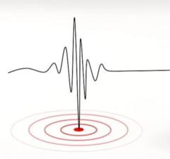 Cutremur de 4,4 grade in zona Vrancea