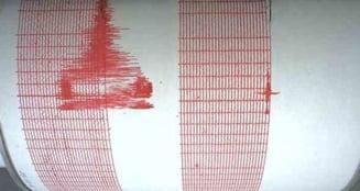Cutremur de 4,7 grade in Romania - s-a simtit si la Bucuresti - Update (Video)