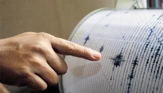 Cutremur de 5,7 grade in Romania - s-a simtit si la Bucuresti