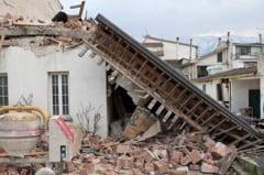 Cutremur de 5,7 grade la frontiera dintre Iran si Turcia: 7 morti si 25 de raniti