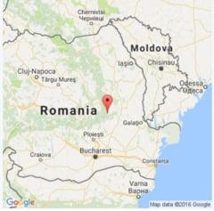Cutremur de 5 grade in Vrancea. S-a simtit si in Bucuresti - UPDATE