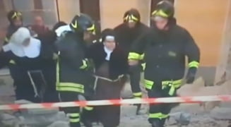 Cutremur de 6,5 grade in Italia, cel mai puternic din ultimii 36 de ani