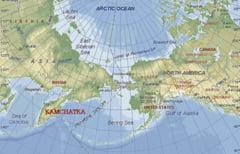 Cutremur de 6 grade in Pensinsula Kamceatka