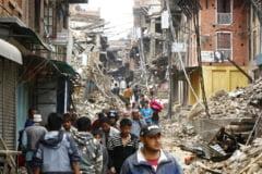 Cutremur de 7,4 grade in Nepal, in apropierea taberei de baza de pe Everest (Video)