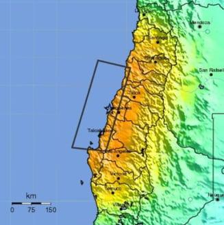 Cutremur de 8,8 grade in Chile: 122 de morti-Vezi situatia pe Ziare.com