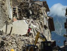 Cutremur devastator in Italia - Ambasadorul de la Roma, despre romanii disparuti: Identificarea este greoaie
