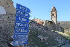 Cutremur devastator in Italia: Care sunt orasele de evitat