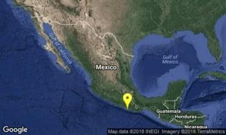 Cutremur in Mexic: Un elicopter in care se afla ministrul de Interne s-a prabusit UPDATE 13 morti