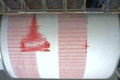 Cutremur in Vrancea, resimtit in Bucuresti