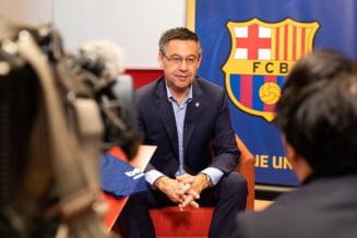 Cutremur la FC Barcelona in miez de noapte. Presedintele Bartomeu este acuzat de coruptie de politia din Catalunia