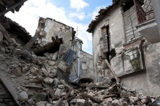 Cutremur puternic in Iran: Cel putin 287 raniti