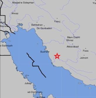 Cutremur puternic in Iran: Zeci de morti si sute de raniti