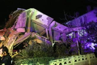 Cutremur puternic in Turcia: Bilantul victimelor a crescut foarte mult