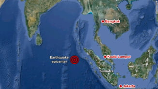 Cutremure in Indonezia de peste 8 grade: Panica multa, pagube putine (Video)