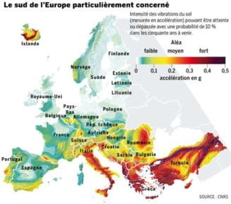 Cutremure Majore Sunt Asteptate In Europa Inclusiv In Romania