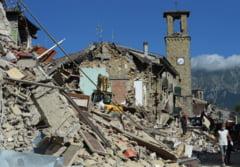 Cutremurul din Italia a pus la pamant cladiri istorice si monumente spectaculoase