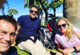 Cuvintele care au destabilizat-o pe Simona Halep: Ce sfaturi a primit Vandeweghe din partea antrenorului sau