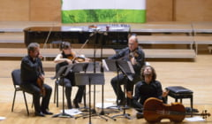 Cvartetul ConTempo, intr-un concert extraordinar alaturi de Analia Selis vineri seara la Thalia