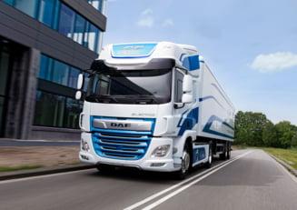 DAF - o marca puternica de camioane apreciate in toata Europa