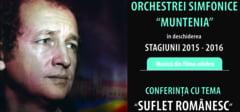 DAMBOVITA: Concert simfonic si o intalnire inedita cu actorul Dan Puric, la Casa de Cultura a Sindicatelor
