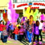 DAMBOVITA: Mos Nicolae deschide sarbatorile de iarna in comuna Aninoasa