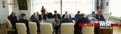 DEMERSURI - Maramuresul invitat sa se alature Euroregiunii Siret-Prut Nistru