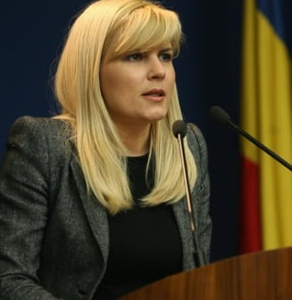DIICOT a dat NUP si pentru acuzatia de fals informatic, sustine Elena Udrea