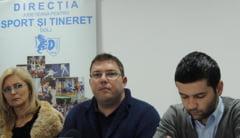 "DJST Dolj: ""Campionii Romaniei in scoala, liceu si universitate"""