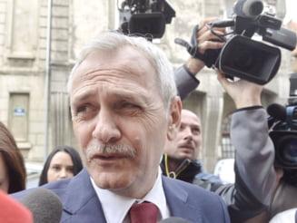 DNA a predat Sectiei de investigare a magistratilor, in fotocopie, dosarul Tel Drum-Liviu Dragnea