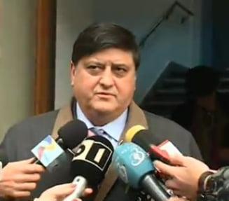 DNA a pus sechestru pe averea fostului ministru Constantin Nita