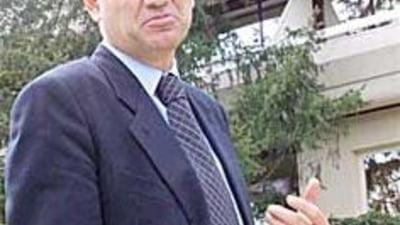 DNA a pus sechestru pe bunuri ale lui Copos de 900.000 de euro
