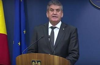 DNA cere aviz pentru urmarirea penala a lui Oprea: E acuzat de ucidere din culpa in cazul mortii lui Bogdan Gigina