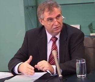DNA cere avizul lui Iohannis pentru urmarirea penala a fostului ministru Valerian Vreme