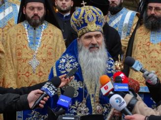 DNA cere inchisoare cu suspendare pentru arhiepiscopul Tomisului. IPS Teodosie: Toate s-au facut dupa lege!
