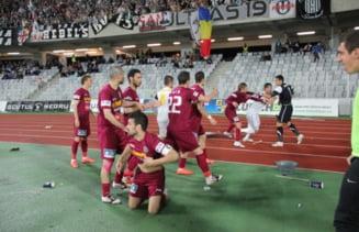 DNA loveste dur fotbalul romanesc: Inca un presupus blat este anchetat
