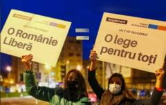 DOCUMENT Pancartele electorale folosite de USR-PLUS in Timis, interzise de Biroul Electoral Judetean