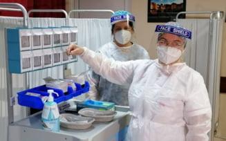 DSP Galati a avizat temporar 18 centre de vaccinare fixe pentru etapele doi si trei