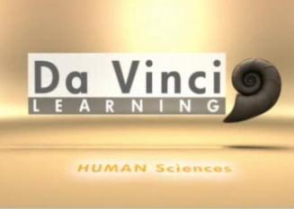 Da Vinci Learning, transmis prin cablu in Romania