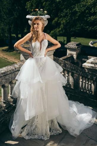 Daca va casatoriti in 2019, atunci este obligatoriu sa mergeti la cel mai mare targ de nunti al sezonului de la Palatul Parlamentului!