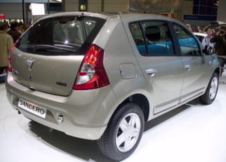 Dacia, aleasa drept cea mai fiabila marca de masini