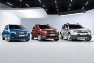 Dacia, primul loc intr-un top celebru din Finlanda