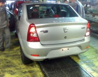 Dacia, simbolul ironic al crizei din Germania