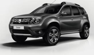 Dacia Duster, cel mai bun SUV de dimensiuni mici al anului in Marea Britanie