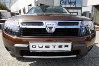 Dacia Duster, masina anului 2011 in Croatia