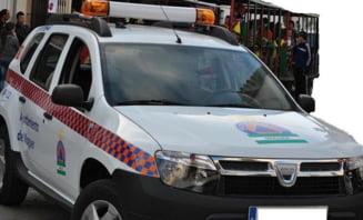 Dacia Duster, masina politiei spaniole