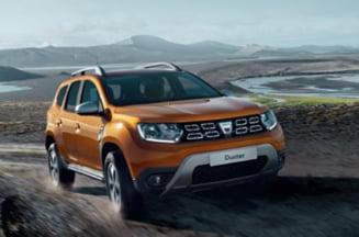 Dacia Duster, nominalizata la titlul de masina anului 2019