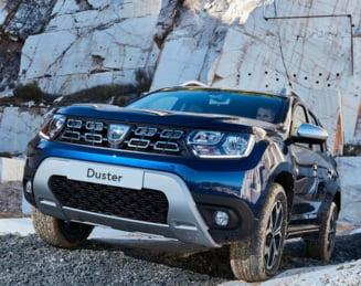 Dacia Duster, printre cele mai bine vandute masini din Italia intr-o luna martie catastrofala