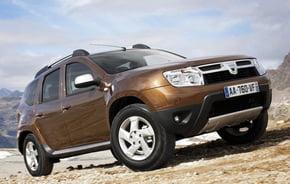 Dacia Duster ar putea poposi pe pamant australian