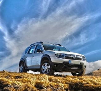 Dacia Duster are un nou motor: Iata cat consuma